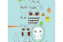 I love owls! / by Keri Henry