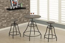 Monarch Specialties Bar Sets / Bar sets Bar stools Wine racks Servers