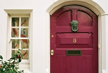 Home: Doors / by Jan L. | fourharpdesigns