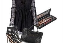 Plague Angels Polyvore / Fashion and beauty sets from hell.