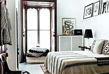 Bohemian interieurs