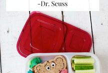 Bento: Lunch Ideas: Easy Lunch box / by Shannon Qualls