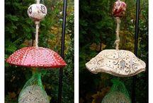 keramicke houby