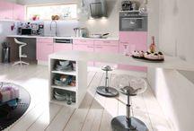 Mutfak Dekorasyon / Mutfak Dekorasyon Fikirleri