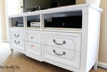 Dressers for Family/Living Room
