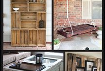 DIY for the house / by Valerie Gallagher
