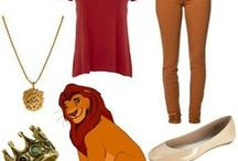 Disney outfits / + other movie outfits that are cute