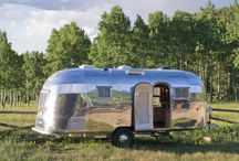 For Nancy:  Dreams of Galavanting in Glamping Style! / Re-inventing camping: making it glamorous and even more fun!