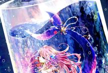 Ragazze manga fantasy
