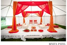 Mandap ideas / Indian ceremony mandaps