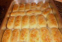 Dania bułeczki i chleb