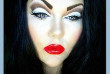 Make up/Face art