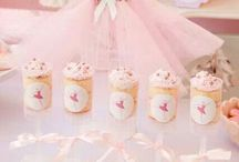 Ballerina Birthday!! / by BreAnna Johnson