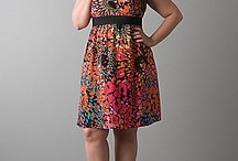 Fashion for Plus Sized Beauties / by Mary Hauser-Kropa