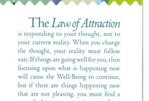 my law of attraction