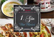 MUTFAK - Ramazan Yemekleri / İftar Menüleri