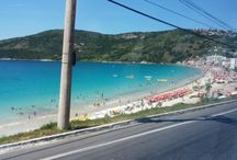 places to visit / Arraial do Cabo is one of the most beautifull beaches in the world!