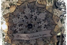 Paper Snowflakes / by The Fussy Duck (Risa Cowley)