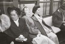 Walker Evans - NYC Subway