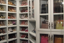 Walk-in closet -Dressing room❤ / by Athanasia Patsopoulou