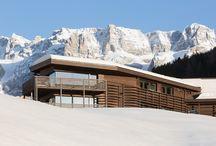 Favorite ski resorts