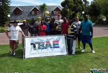 Expro Gulf Tribal Survivor Team Building