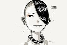 My WORK - Sketch on iPad