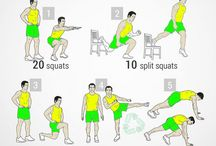 Kettlebell/Bodyweight training