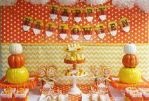 fall birthday / by Kristy McCall