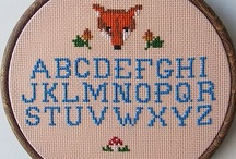 CROSS STITCH / by Kim Kuehn