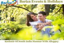 Travel Jammu and Kashmir to See Heaven in India /  In Jammu and Kashmir the most important tourist places are Kashmir, Srinagar, the Mughal Gardens, Gulmarg, Pahalgam, Jammu, and Ladakh. Some areas require a special permit for non-Indians to visit - http://www.barizaholidays.com/jammu-and-kashmir