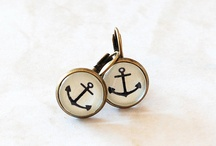All that's Anchor ⚓ / Everything Anchor ⚓ cloths, jewelry, shoes ...  / by Claudia Urias Enciso