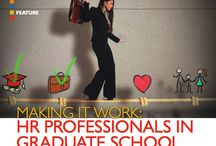 HR Professionals In Graduate School