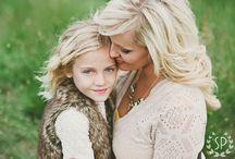 Фото мать и дочь