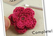 crochet & knitting patterns or things to make