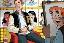 Archie comics / Archie Jughead Betty Veronica Kevin #Rivendale