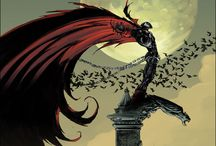 SpAwn / Spawn is a fictional character, an anti-hero