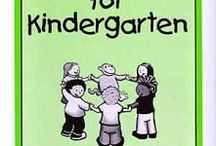 Kindergarten Music / by Jessica Bourdeau