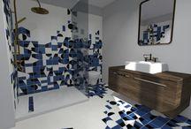 Amandine Maroteaux - Salles de bain / Salles de douche