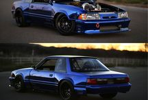 fox drag car