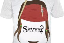Pirates of the Caribbean Tee / Pirates of the Caribbean Tee Savvy?