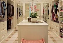 Dream Closet / beautiful rooms to contain beautiful clothes