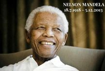 *Madiba* / Simply a wonderful man. My Hero.