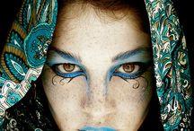 Fashion. Make-up. Style