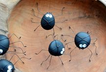 Halloween ~ spiders / by Christene Young