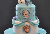 Lily's Frozen party