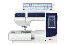 eXpressive 860 / Explore your creative side with the eXpressive 900. This is the perfect creative machine, combining the best features for quilting, embroidery and sewing.