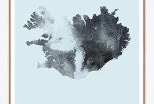 Iceland graphic