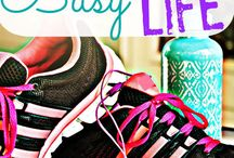 Healthy Living / by Katy Gaudet