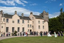 Myres Weddings 2015 / A sneek peek into some of the weddings taking place at Myres Castle in 2015.